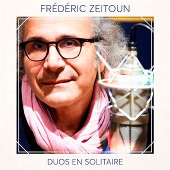 Album Fred Zeitoun Duos en solitaire