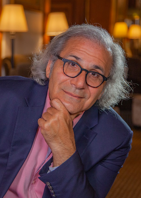 Portrait Frédéric Zeitoun