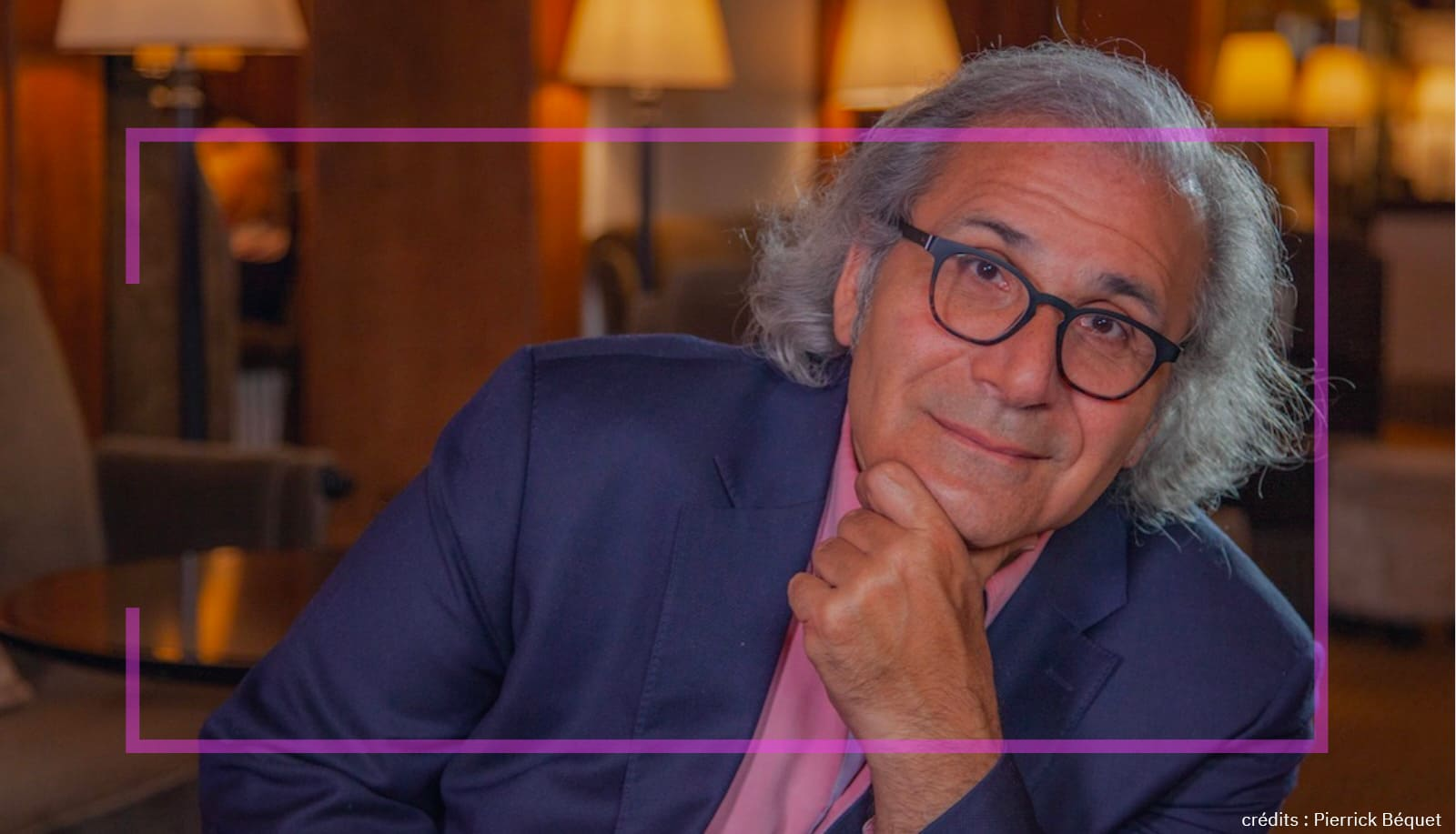 Frédéric Zeitoun encadré