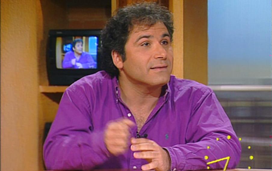 Frédéric Zeitoun, première chronique en 1998