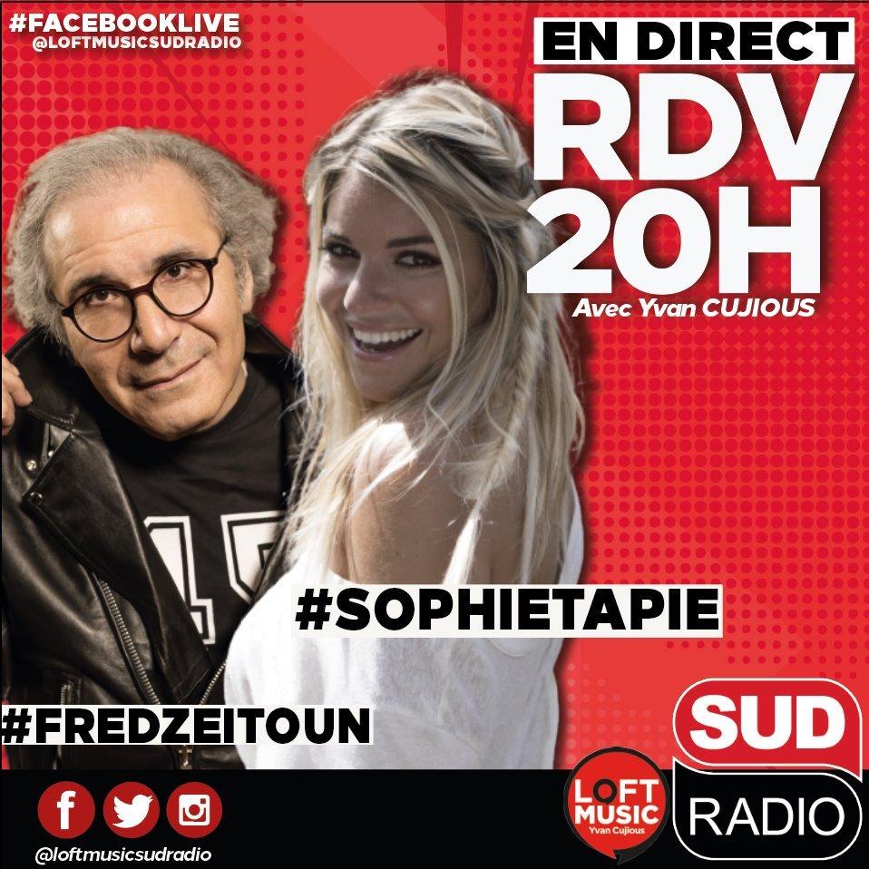 Frédéric Zeitoun sur Sud Radio